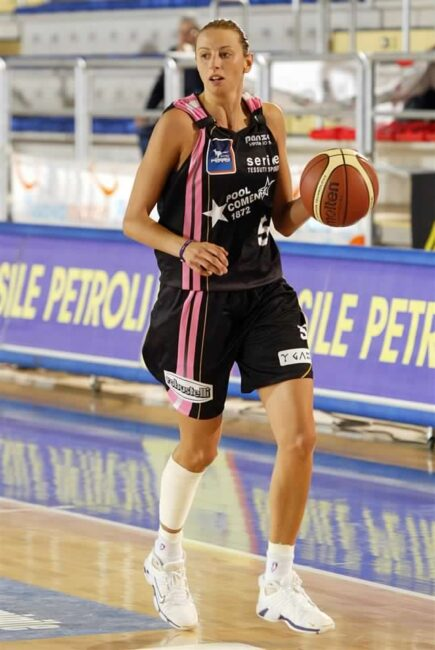 Basket Femminile Chicca macchi