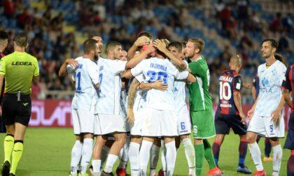 Como calcio lariani protagonisti di un buon esordio in campionato con il pari a Crotone
