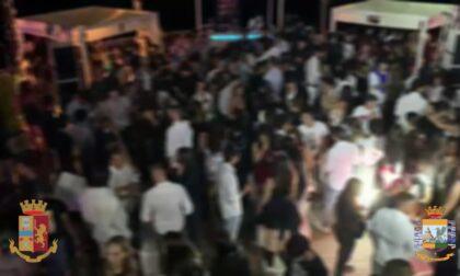 In 650 a ballare al Lido di Bellagio: disposta la chiusura per 5 giorni