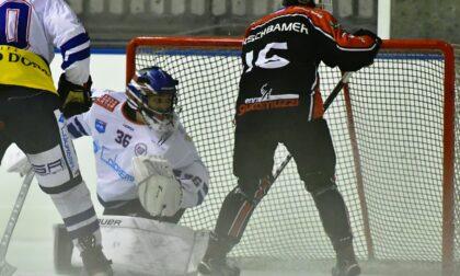 Hockey Como i fratelli Dominic e Daniel D'Agate vestiranno ancora il biancoblù