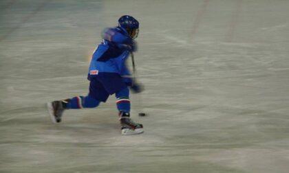 Hockey Como terzo colpo biancoblù: a Casate arriva il giovane talento Dylan Ghiglione