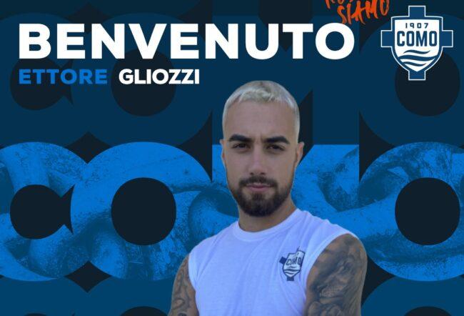 Como calcio Ettore Gliozzi