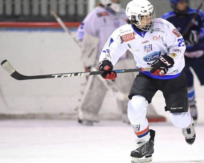 Hockey como fratelli Formentini insieme