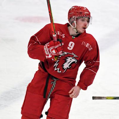 Hockey Como Dylan Ghiglione