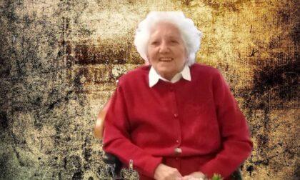 Lutto a Capiago Intimiano: l'addio a Giannina del buteghin