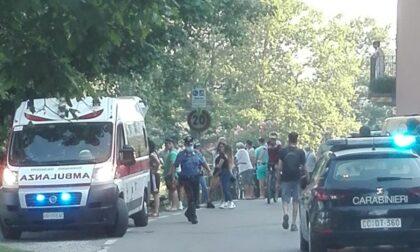 Il tuffo nell'Adda finisce in tragedia: morto un 21enne. Una ragazzina di 13 anni aveva tentato di salvarlo