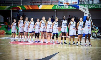 Basket femminile l'Italia di Nasraoui k.o. agli ottavi contro l'Ungheria
