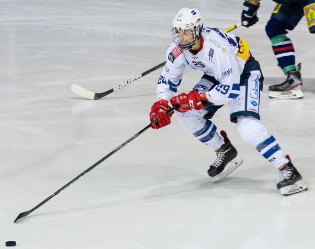 Hockey Como Lorenzo Vola