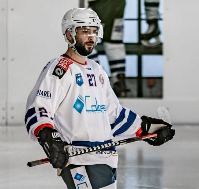 Hockey Como Lorenzo marcati