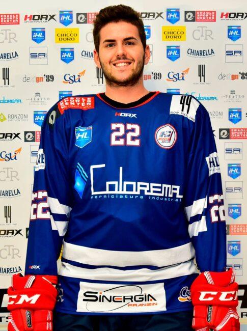 Hockey Como Luca Zordan