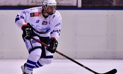 Hockey Como anche il terzetto Casiraghi, Redi, Zordan rinnova in maglia biancoblù