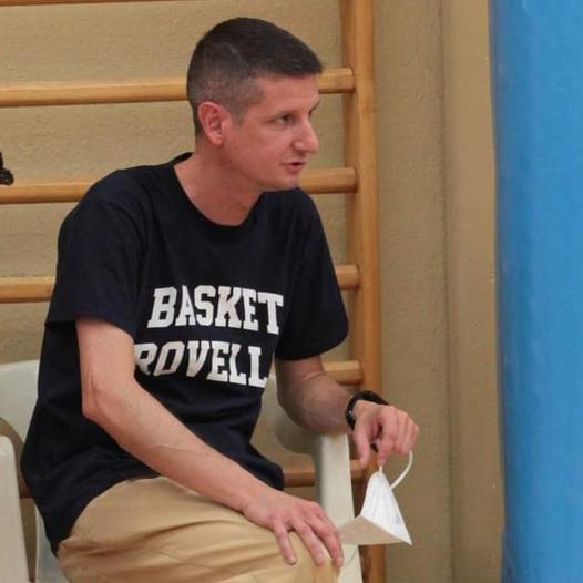 Basket lariano Luca Rossini