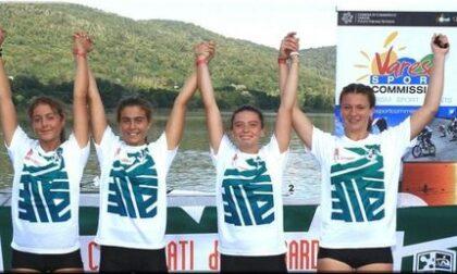 Canottaggio lariano, la Canottieri Moltrasio conquista tre ori ai campionati regionali