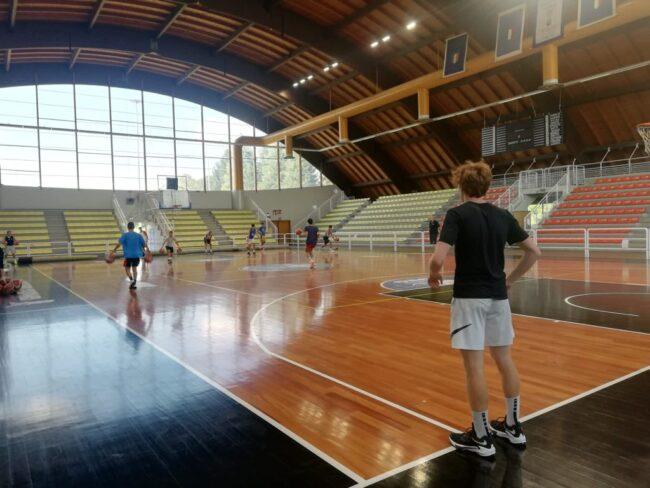 pallacanestro lariana raduno PGC