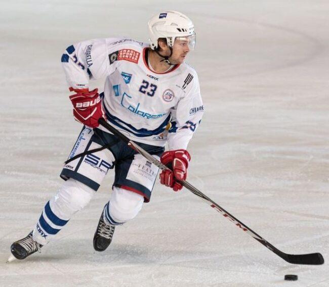 Hockey Como Riccardo Ambrosoli