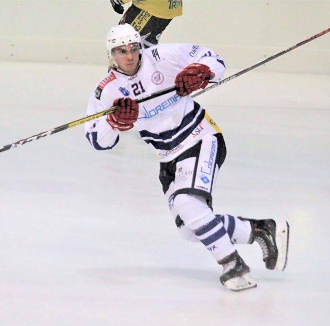 Hockey Como Riccardo redi