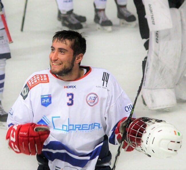 Hockey Como Riccardo Codebò