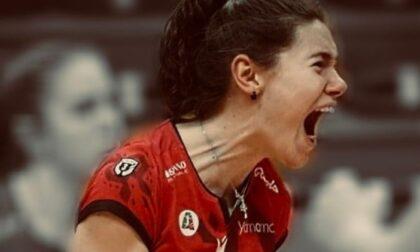 Albese Volley la giovane Silvia Mocellin chiude il roster della Tecnoteam 2021/22