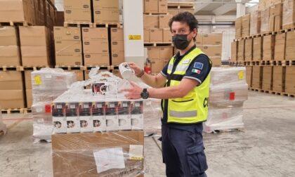 Sequestrate 1700 tazze in porcellana
