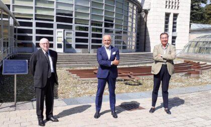 Villa Erba dona 30mila euro al Fondo Sant'Anna