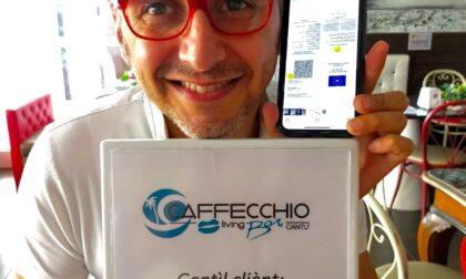 """L'é necesàri vécch ul grin pass"": al Caffecchio tutte le regole in dialetto"