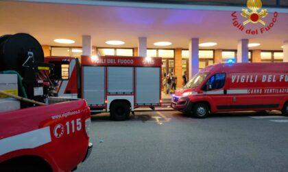 Incendio trasformatori e quadro elettrico, chiusa la stazione San Giovanni