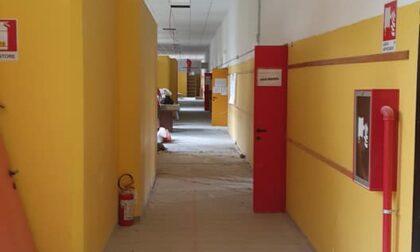 A Cernobbio quasi 1 milione di euro sulle scuole: lavori quasi ultimati