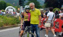 Bike Cadorago Elisa Valtulini nella top 10 Junior