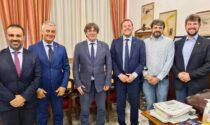 """Eugenio Zoffili incontra Puigdemont: """"Presto sua audizione in bicamerale"""""""