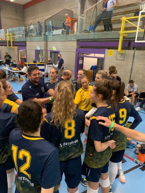Albese Volley Vince il Trofeo Città diu Lugano