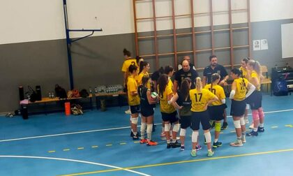Albese Volley la Tecnoteam supera ancora in amichevole il Volley Lugano