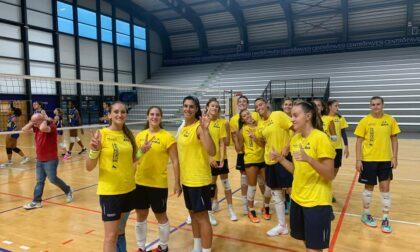 Albese Volley weekend di lavoro per la Tecnoteam e martedì prossimo terzo test con Lecco