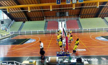 Albese Volley, la Tecnoteam ha iniziato ad allenarsi al PalaFrancescucci di Casnate