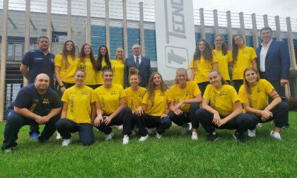Albese Volley manca sempre di meno all'atteso debutto della Tecnoteam in serie A2
