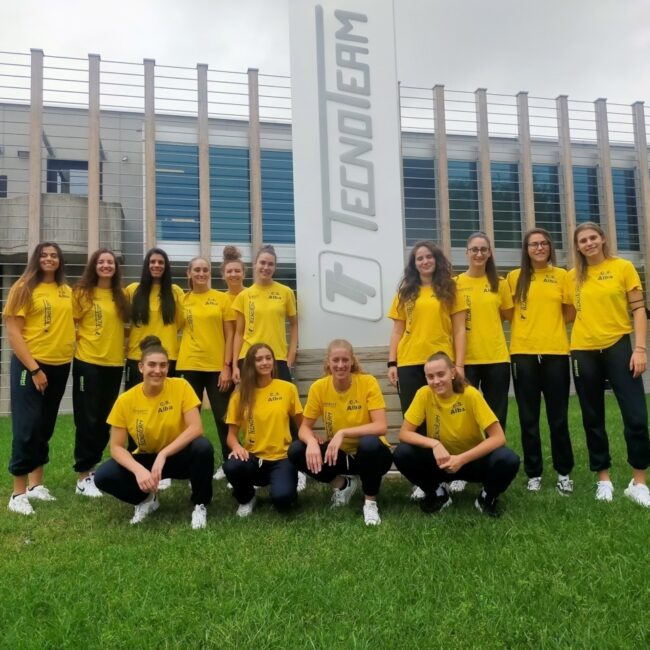 Albese Volley weekend in campo