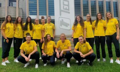 Albese Volley la Tecnoteam prepara l'esordio casalingo contro Club Italia