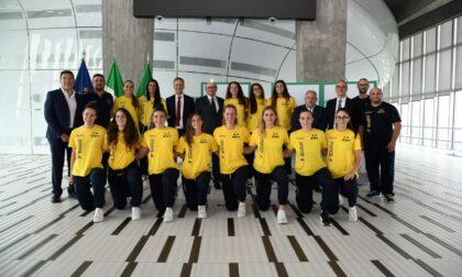 Regione Lombardia premia l'Albese Volley neopromossa in A2