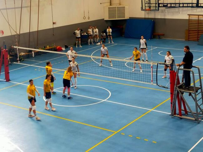 Albese Volley nuovo test