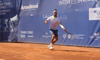 Tennis lariano Andrea Arnaboldi si qualifica per i quarti del Challenger Atp di Losinj
