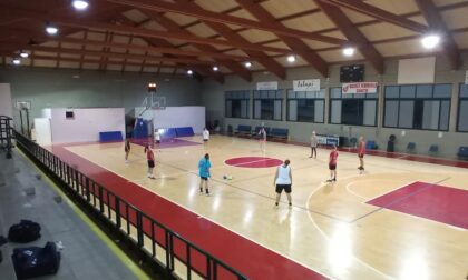 Basket femminile, anche le furie rosse del Btf Cantù sono tornate in campo