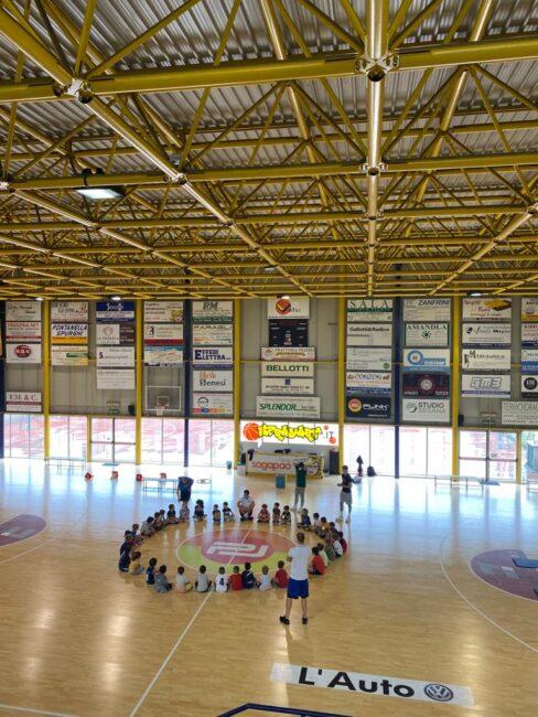 Basket giovanile Open day Cermenate