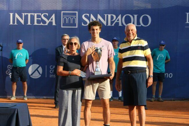 Tennis larinao Memorial Pini a Cerundolo