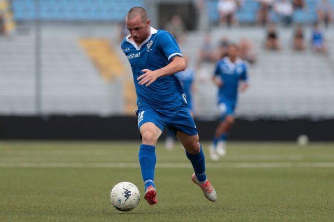 Como calcio Tommaso Arrigoni