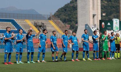 Como calcio, ecco i convocati della sfida di sabato 25 tra lariani e Benevento