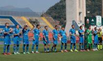 Como calcio azzurri sbancati su rigore, in vetta le imbattute Ascoli, Brescia e Pisa