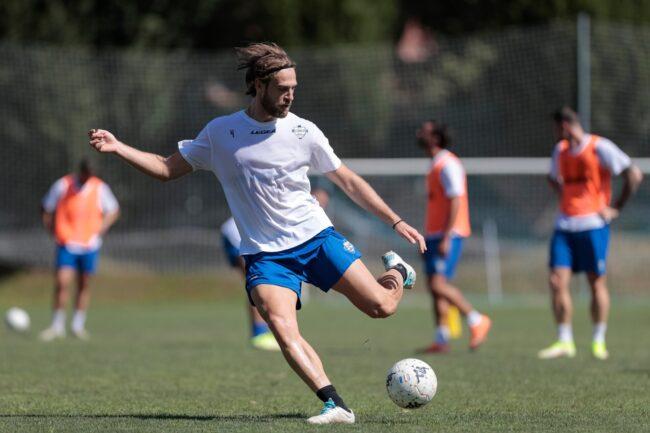 Como calcio Matteo Solini