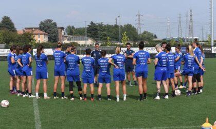 Como Women debutto domenica 12 settembre a Cislago contro il Cittadella