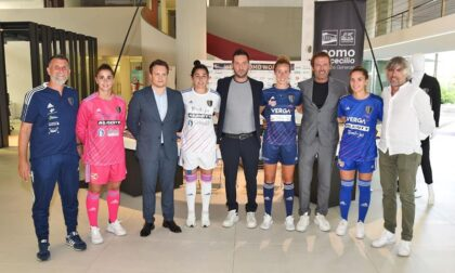 Como Women svelate le nuove divise della squadra lariana di serie B femminile