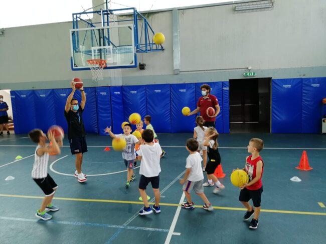 Basket giovanile minibasket Erba