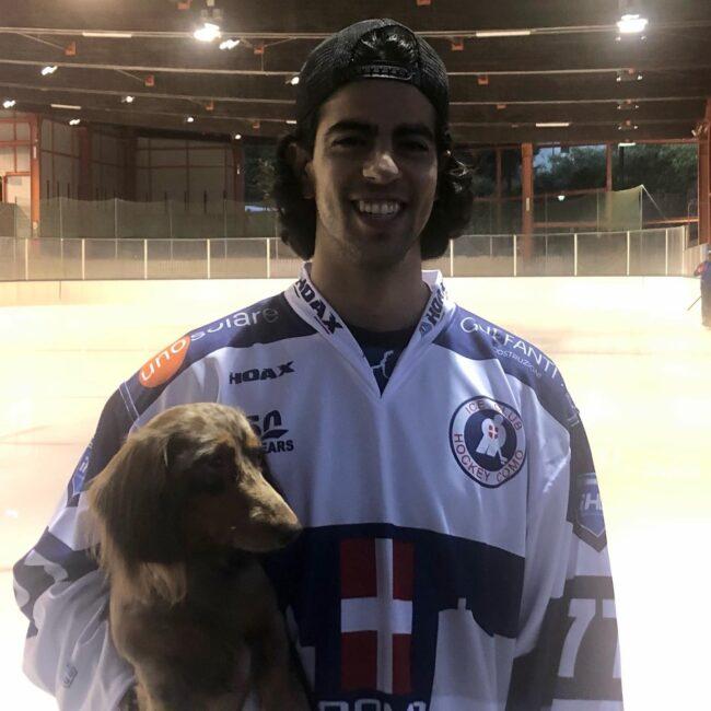 Hockey Como Hector Majul è tornato